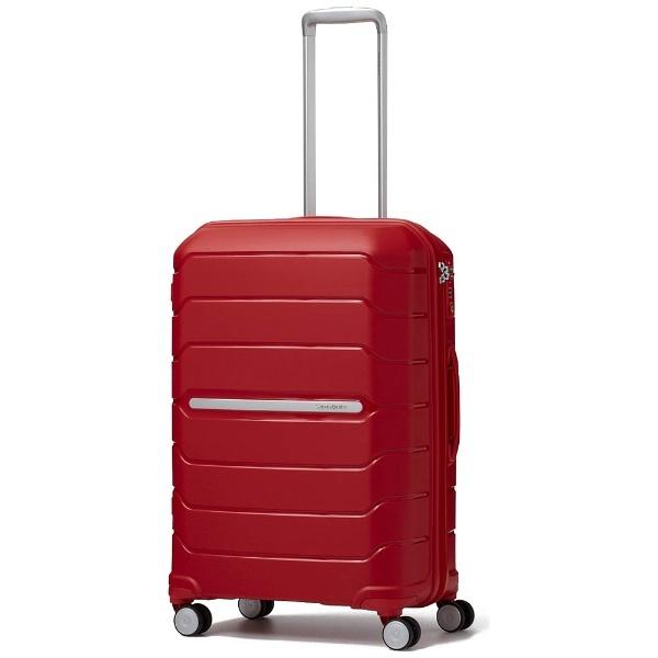 【送料無料】 サムソナイト TSAロック搭載スーツケース Octlite(75L)I72*002 レッド 【メーカー直送・代金引換不可・時間指定・返品不可】