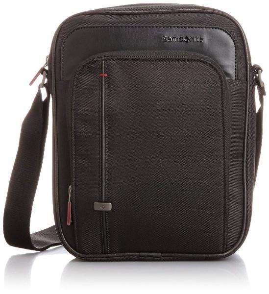 【送料無料】 サムソナイト ショルダーバッグ Essence Pro R32*09005 ブラック