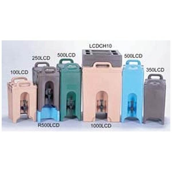 【送料無料】 キャンブロ社 キャンブロ ドリンクディスペンサー 1000LCDコーヒーベージュ <FDL356S>