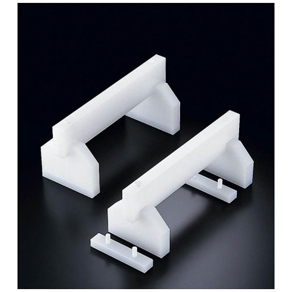 【送料無料】 住ベテクノプラスチック プラスチック高さ調整付まな板用脚 40cm H200mm <AMN63402>