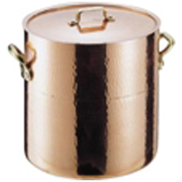 【送料無料】 丸新銅器 SAエトール銅 寸胴鍋 18cm <AZV05018>