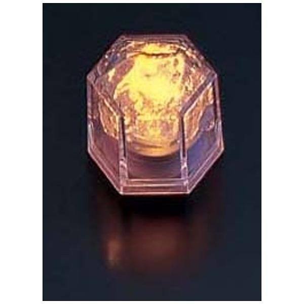 【送料無料】 マックスタッフ ライトキューブ・クリスタル 標準輝度 (24個入) イエロー <PLI4303>