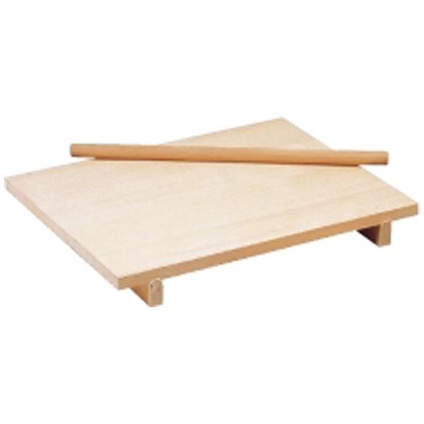 【送料無料】 雅うるし工芸 木製 のし台(唐桧) 900×750×H75mm <ANS01090>