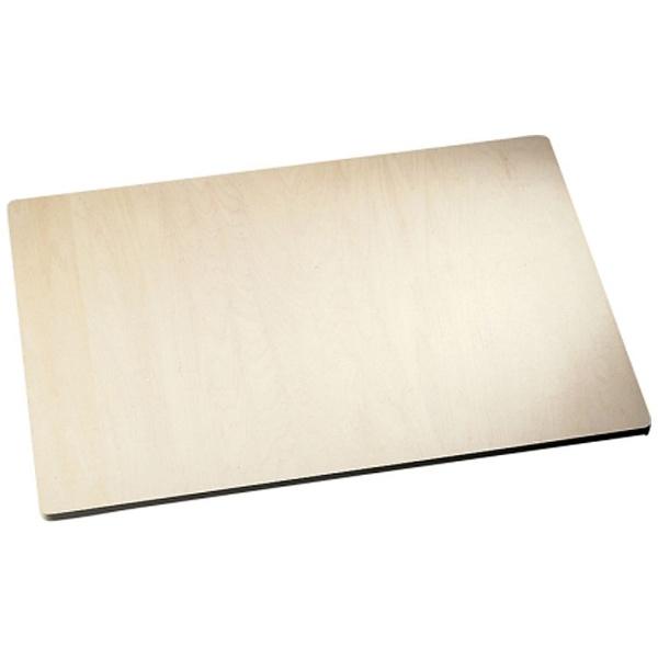 【送料無料】 雅うるし工芸 白木 強化のし板 900×900×H21 <ANS0802>