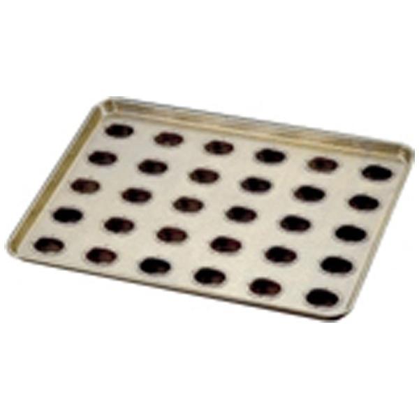【送料無料】 千代田金属工業 シリコン加工 リージェント型天板 (30ヶ取) <WTV42>