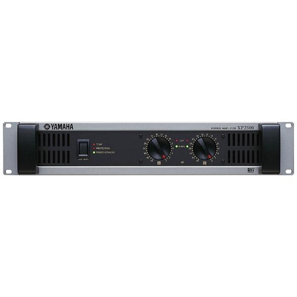 【送料無料】 ヤマハ パワーアンプ XP2500