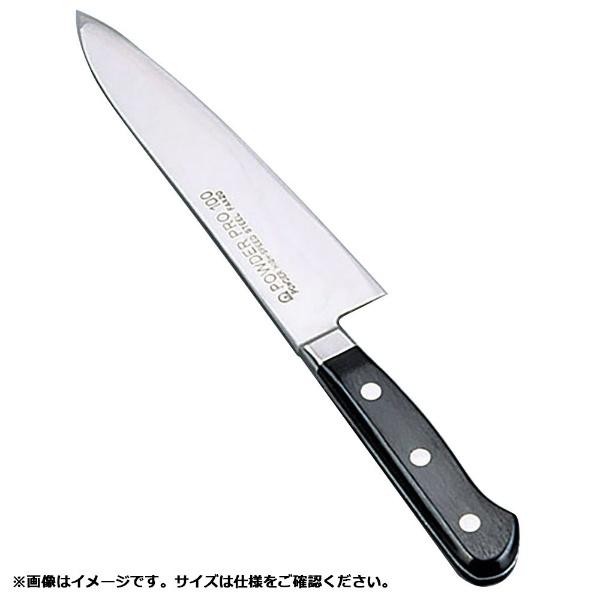 【送料無料】 遠藤商事 SAパウダープロ100 牛刀 27cm <APU02027>