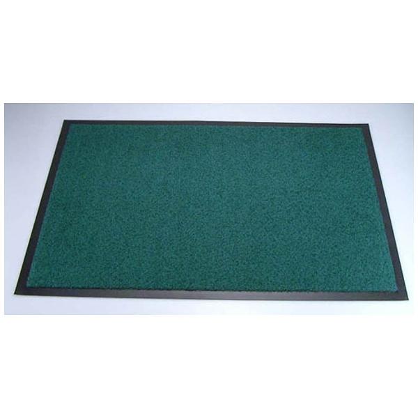 【送料無料】 遠藤商事 シルビアマット 900×1500mm 緑 <KMT41155A>