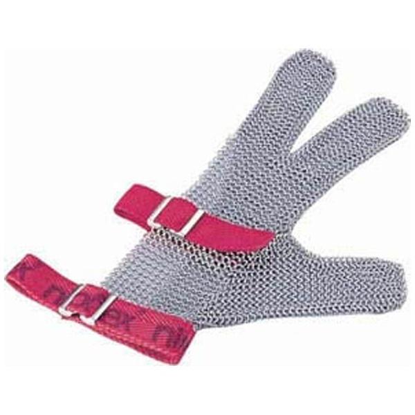 【送料無料】 ニロフレックス ニロフレックス メッシュ手袋3本指 SS SS3(緑) <STB6704>