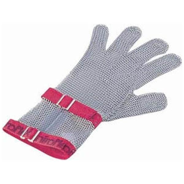 【送料無料】 ニロフレックス ニロフレックス メッシュ手袋5本指 S C-S5白 ショートカフ付 <STB6803>