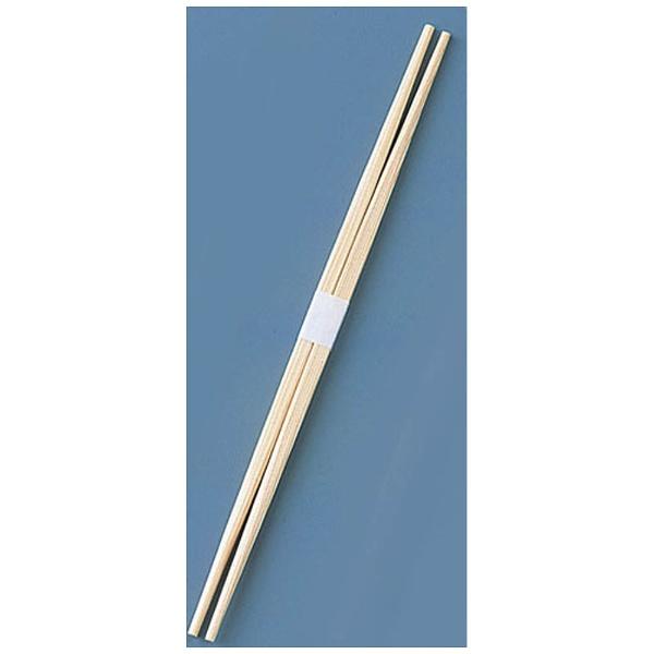 【送料無料】 ツボイ 割箸 杉らん中 白帯巻 26cm (1ケース2000膳入) <XHS89>