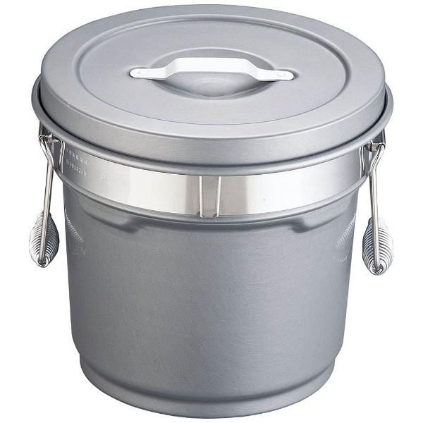 【送料無料】 オオイ金属 段付二重食缶(内外超硬質ハードコート) 246-H (8l) <ASY58246>