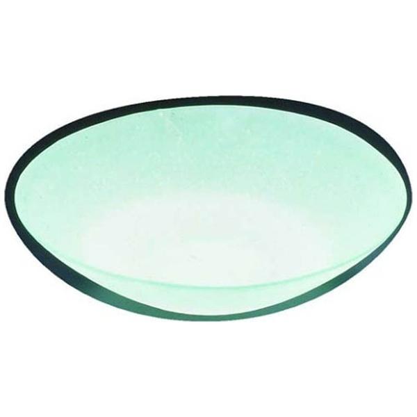 【送料無料】 吉沼硝子 硝子和食器 若草 40センチ 盛皿 <RML43>