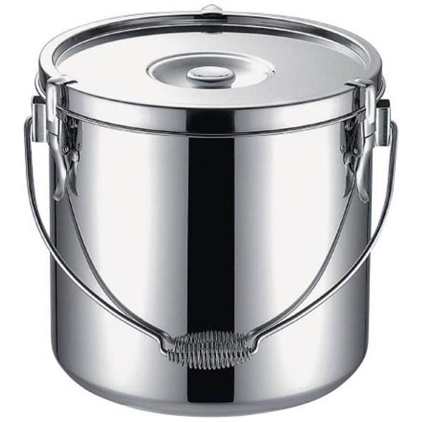 【送料無料】 本間製作所 KO19-0電磁調理器対応給食缶 24cm <ASYD304>
