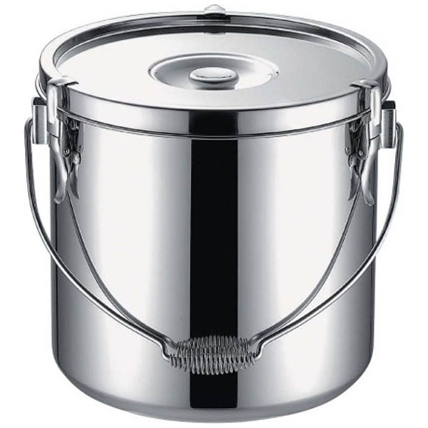 【送料無料】 本間製作所 KO19-0電磁調理器対応給食缶 30cm <ASYD306>