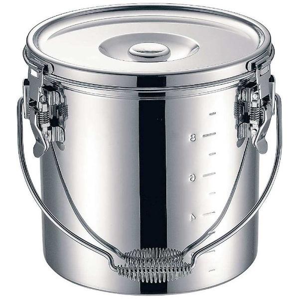 【送料無料】 本間製作所 KO 19-0 電磁調理器対応 スタッキング給食缶 30cm <ASYG606>
