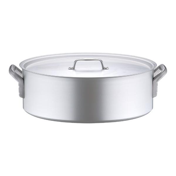 【送料無料】 北陸アルミニウム アルミ プロセレクト 外輪鍋(目盛付) 54cm <ASTD554>