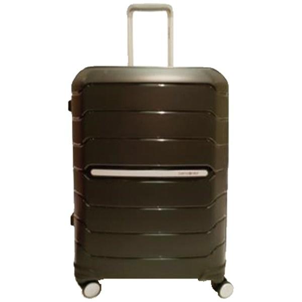 【送料無料】 サムソナイト TSAロック搭載スーツケース Octlite(75L)I72*002 ブラック 【メーカー直送・代金引換不可・時間指定・返品不可】