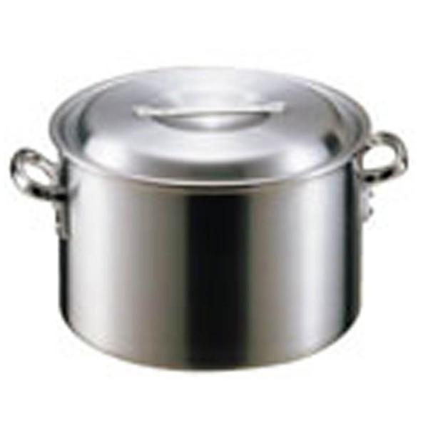 【送料無料】 アカオアルミ アルミDON半寸胴鍋 48cm <AHV13048>