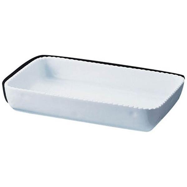【送料無料】 ロイヤル ロイヤル 角型グラタン皿 ホワイト PB500-44 <RLI286>