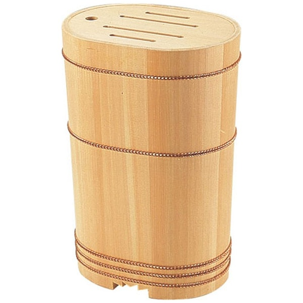 【送料無料】 ヤマコー 木製庖丁差 <AHU37>