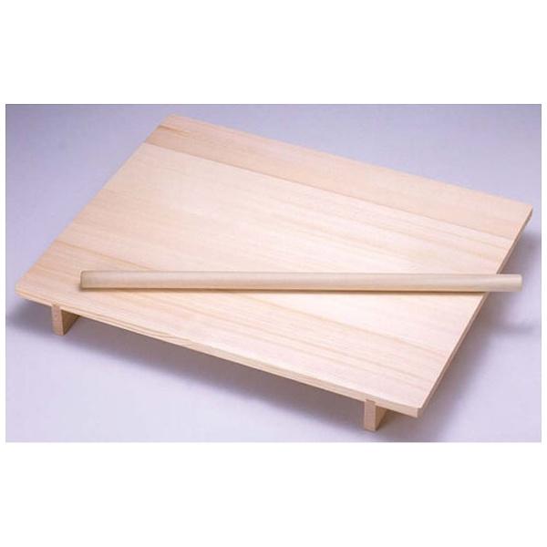 【送料無料】 ヤマコー 木製 のし板 めん棒付(桐材) 中 <ANS0702>