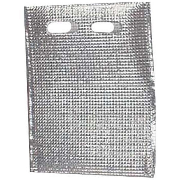 【送料無料】 新日本ケミカルオーナメント工業 保冷・保温袋 アルバック平袋(持ち手付) (50枚入) LLサイズ <AAL2804>