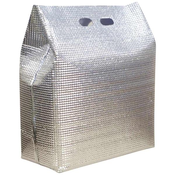 【送料無料】 新日本ケミカルオーナメント工業 保冷・保温袋 アルバック 自立式袋 (50枚入) LWサイズ <AAL2903>
