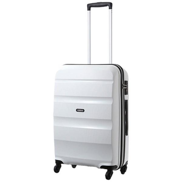 【送料無料】 アメリカンツーリスター TSAロック搭載スーツケース BonAir(57L)85A*002 ホワイト 【メーカー直送・代金引換不可・時間指定・返品不可】