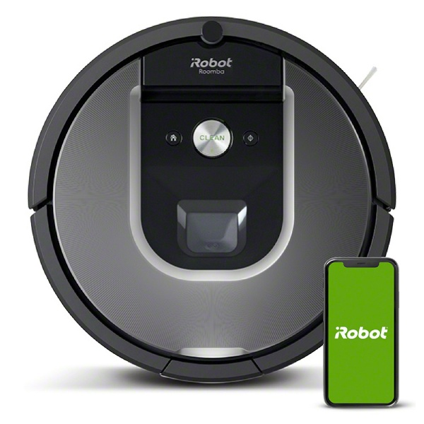 【送料無料】 iRobot 【国内正規品】 ロボット掃除機 「ルンバ」 960