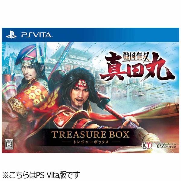 【送料無料】 コーエーテクモゲームス 戦国無双 ~真田丸~ TREASURE BOX【PS Vitaゲームソフト】