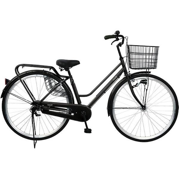【送料無料】 チャクル 27型 ノーパンク自転車 CHACLE STANDARD-HD(ブラック/シングルシフト) FP-CC270W-HD-SP【組立商品につき返品不可】 【代金引換配送不可】【メーカー直送・代金引換不可・時間指定・返品不可】