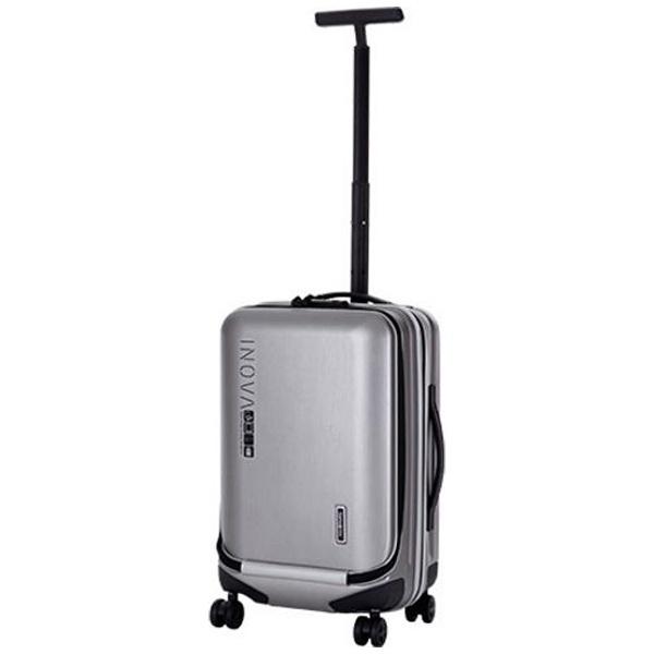 【送料無料】 サムソナイト TSAロック搭載スーツケース Inova(31L) U91*006 シルバー 【メーカー直送・代金引換不可・時間指定・返品不可】