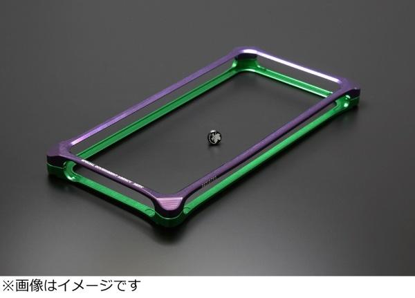 【送料無料】 GILDDESIGN iPhone SE / 5s / 5用 ソリッドバンパー EVANGELION Limited 初号機 33088 GIEV-262PGB