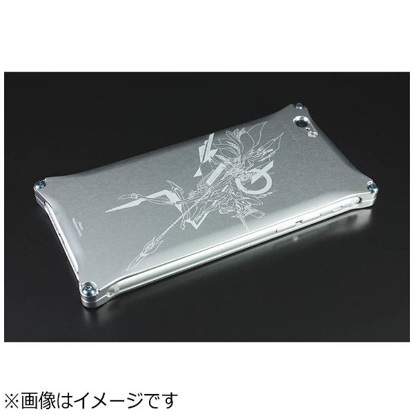 【送料無料】 GILDDESIGN iPhone 6s/6用 Abstract EVANGELION Solid Case KENTA KAKIKAWA Mark06 シルバー 34759 GIEV-240EVA06S