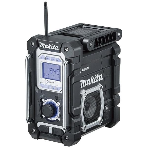 【送料無料】 マキタ Makita 据え置きラジオ 充電式(ブラック) MR108B (バッテリ・充電器別売)