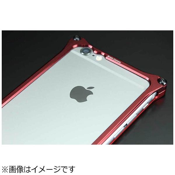 【送料無料】 GILDDESIGN iPhone 6s/6用 機動戦士ガンダム ソリッドバンパー シャアザク SBMPGDZK41610PK