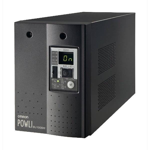 【送料無料】 オムロン 無停電電源装置 BU100SW-C