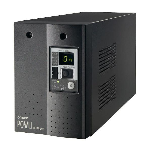 【送料無料】 オムロン 無停電電源装置 BU75SW-C