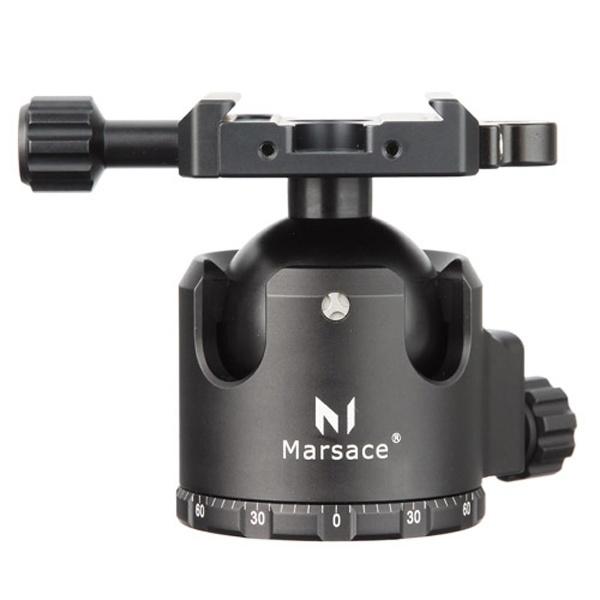 【送料無料】 MARSACE 自由雲台 XB-2[XB2]