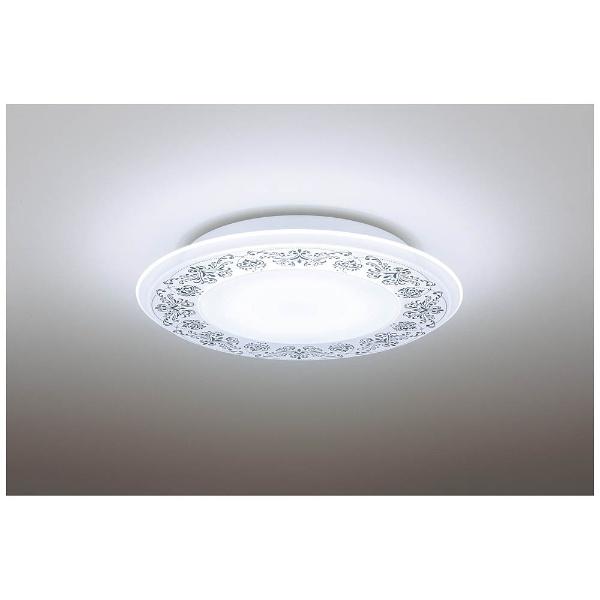 【送料無料】 パナソニック Panasonic リモコン付LEDシーリングライト (~8畳) HH-CB0881A 調光・調色(昼光色~電球色)[HHCB0881A]