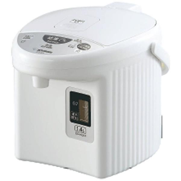 【送料無料】 象印マホービン 業務用電気ポット(1.4L) CD-KG14-WA ホワイト
