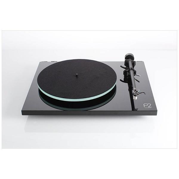 【送料無料】 REGA レコードプレーヤー(60HZ専用) PLANAR2BLACK60HZ