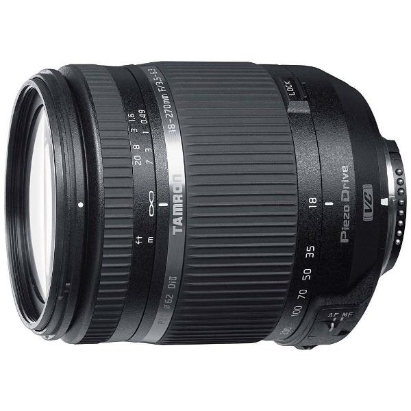 【送料無料】 タムロン カメラレンズ 18-270mm F/3.5-6.3 Di II VC PZD(Model B008TS)【ニコンFマウント(APS-C用)】[B008TS]