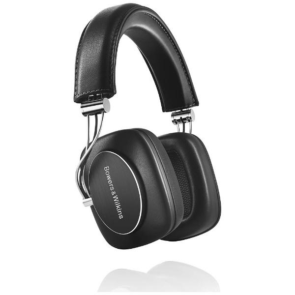 【送料無料】 B&W ブルートゥースヘッドホン P7WI ブラック [Bluetooth]