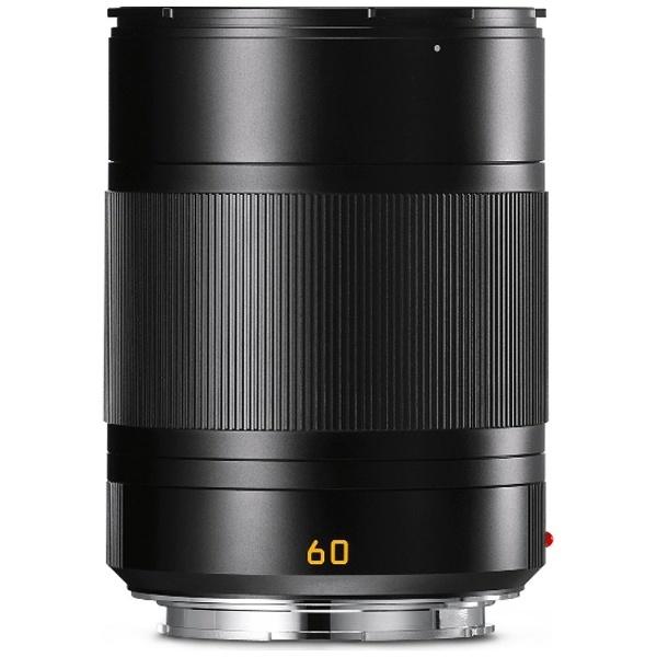 【送料無料】 ライカ カメラレンズ アポ・マクロ・エルマリート TL f2.8/60mm ASPH. 【ライカTマウント】 (ブラック)