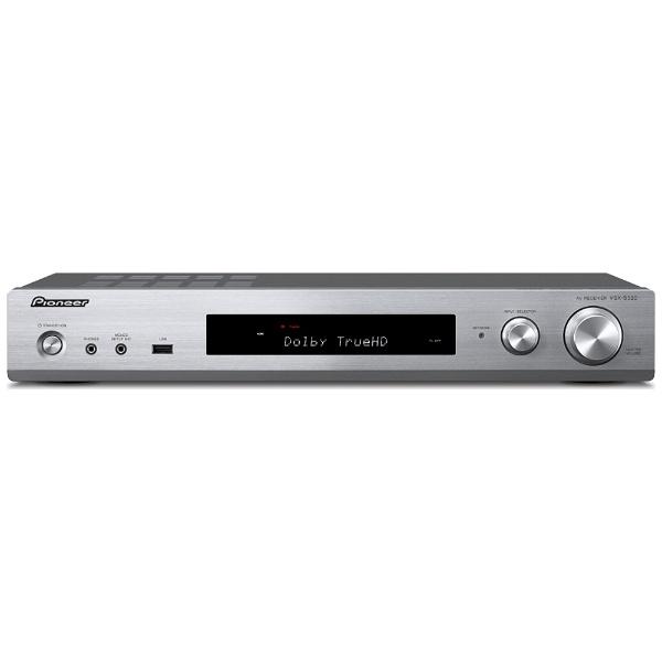 【送料無料】 パイオニア 【Dolby Atmos対応】5.1ch AVレシーバー(シルバー) VSX-S520(S)
