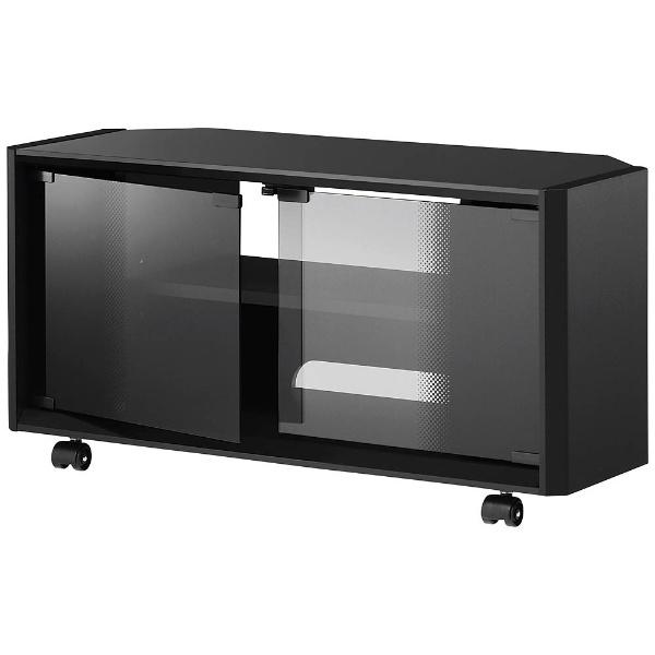 【送料無料】 ハヤミ工産 26V~32V型対応テレビ台 TV-GA750 コーナー設置対応