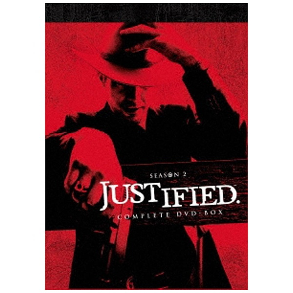 【送料無料】 ハピネット JUSTIFIED 俺の正義 シーズン2 コンプリートDVD-BOX 【DVD】
