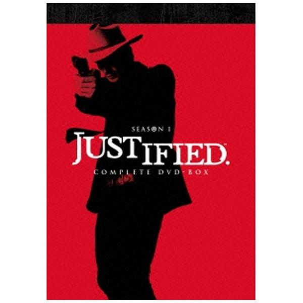 【送料無料】 ハピネット JUSTIFIED 俺の正義 シーズン1 コンプリートDVD-BOX 【DVD】